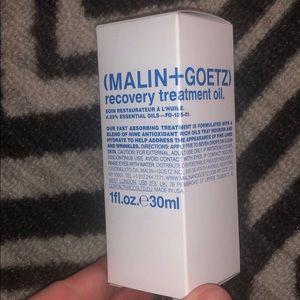 Other - Malik & Goetz recovery treatment oil